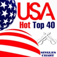 Logo of radio station AMERICAN TOP 40