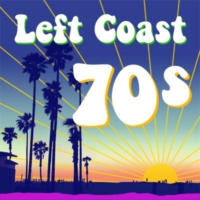 Logo of radio station SomaFM: Left Coast 70s