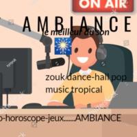 Logo of radio station ambiance 9.7
