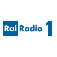 Logo of radio station Rai Radio 1