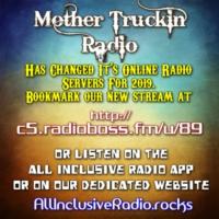 Logo of radio station Mother Truckin Radio