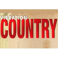 Logo de la radio Vibration Country