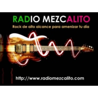 Logo of radio station Radio Mezcalito