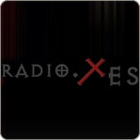 Logo of radio station Radio.XES - Gothic
