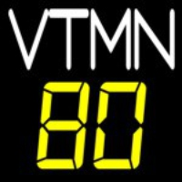 Logo of radio station Vitamine 80