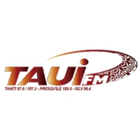 Logo of radio station Taui FM