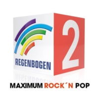 Logo of radio station Radio Regenbogen 2 Guns N' Roses