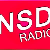 Logo of radio station NSD Radio