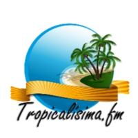 Logo of radio station Tropicalísima Navidad