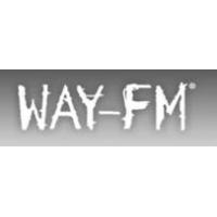 Logo of radio station KWYQ Way FM