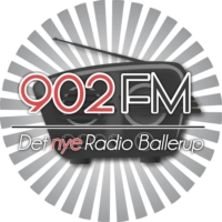 Logo of radio station 902FM