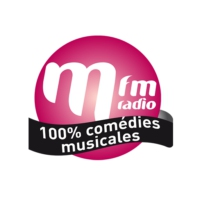Logo of radio station MFM Radio 100% Comédies Musicales