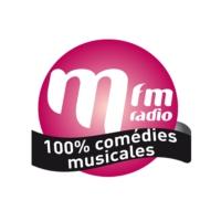 Logo de la radio MFM Radio 100% Comédies Musicales