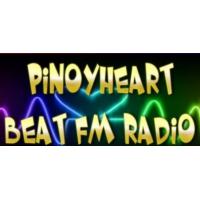 Logo of radio station Pinoy Heartbeat FM Radio
