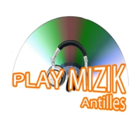 Logo of radio station PLAY MIZIK ANTILLES