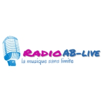 Logo of radio station RadioAB-live