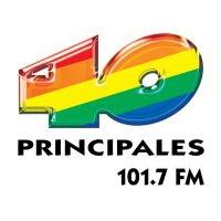 Logo de la radio HIT 101.7 FM