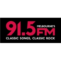 Logo of radio station Classic Rock 91.5 FM