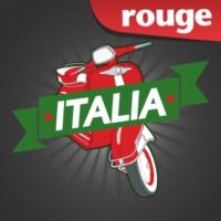 Logo of radio station Rouge FM Italia