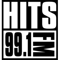 Logo of radio station Hits 99.9 FM