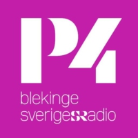 Logo of radio station P4 Blekinge