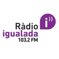 Logo of radio station Ràdio Igualada