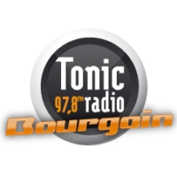 Logo of radio station Tonic Radio Bourgoin 97.8