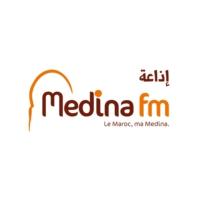 Logo de la radio Medina FM