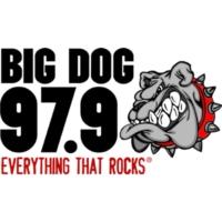 Logo of radio station KXDG BigDog 97.9