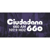 Logo of radio station XEDTL Ciudadana 660