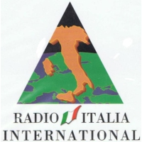 Logo of radio station Radio Italia International