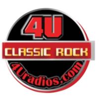 Logo de la radio 4U Classic Rock