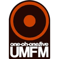 Logo of radio station UM FM