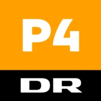 Logo of radio station DR P4 Fyn