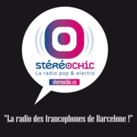 Logo of radio station StereoChic Barcelona