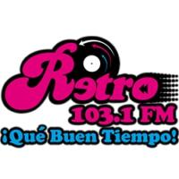 Logo of radio station XHPY Retro 103.1 FM