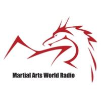 Logo of radio station Martial Arts World Radio
