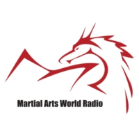Logo de la radio Martial Arts World Radio
