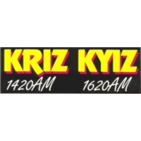 Logo of radio station KYIZ