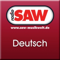 Logo of radio station radio SAW - Deutsch