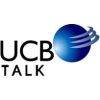 Logo of radio station UCB UK