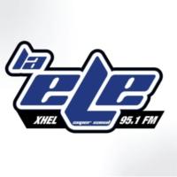Logo of radio station XHEL La Ele FM
