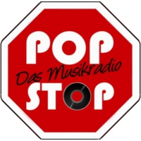 Logo of radio station PopStop