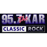 Logo of radio station KARX The Kar 95.7