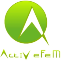Logo of radio station Activ EFEM 92.7 FM