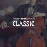 Logo de la radio 100FM - Classic