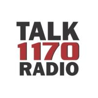 Logo of radio station KFAQ 1170