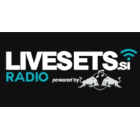 Logo of radio station Livesets.si