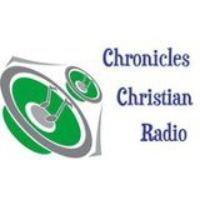 Logo of radio station Chronicles Christian Radio