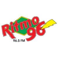 Logo of radio station Ritmo 96.5 FM